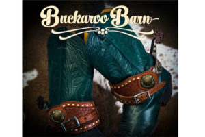 buckaroo barns cowboy boot product photography