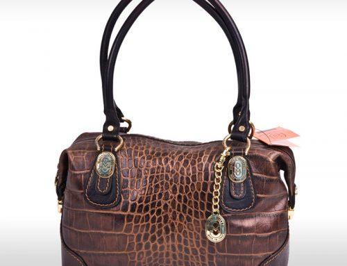Leather Handbag – Studio Product Photography