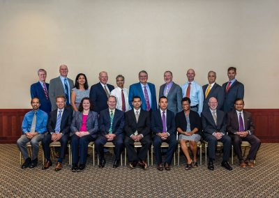Ameta St. Joes Hospital Physicians group portrait